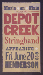 Depot Creek Poster